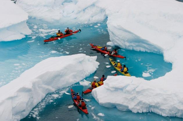 Swoop Antarctica Blog