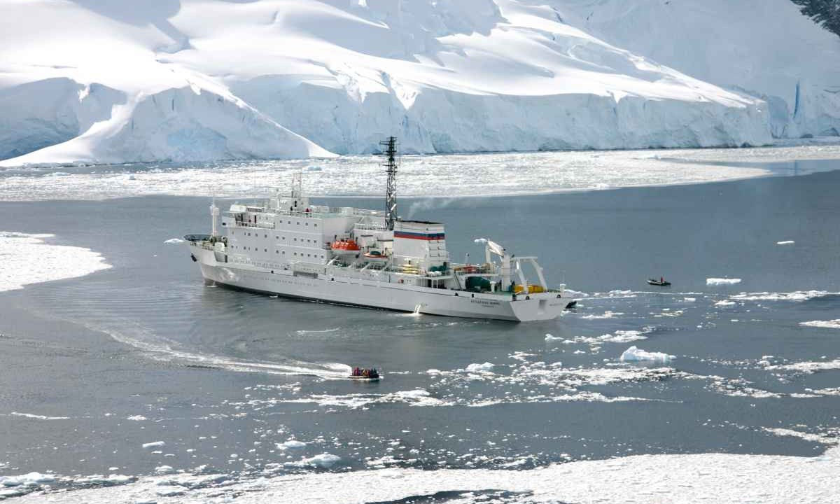 Akademik Ioffe  Antarctic Cruise Ship  Reviews From Swoop
