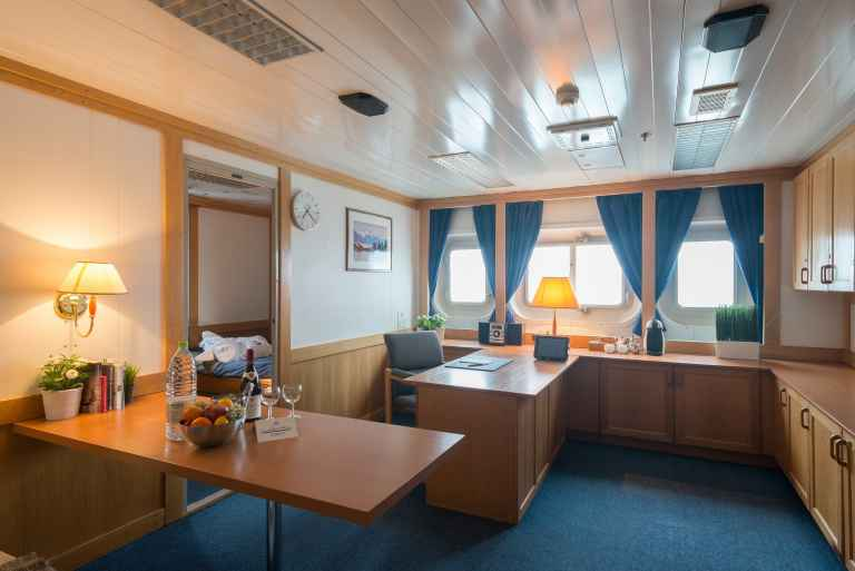 Ioffe Vavilov Captain Suite
